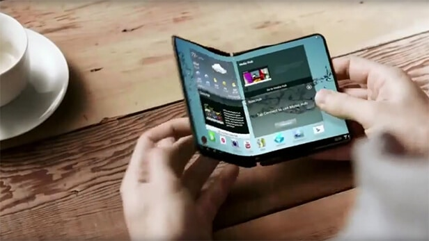 Samsung's Foldable Phone Could Be Closer Than We Think