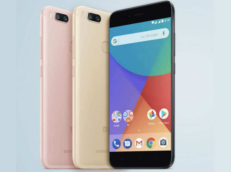 Xiaomi Mi A1 starts receiving Android Security Update for November