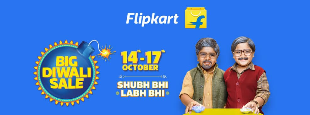 Flipkart Diwali Sale Offer on Smartphones