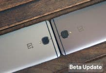 OnePlus 3 and 3T Open Beta update 26 and 17