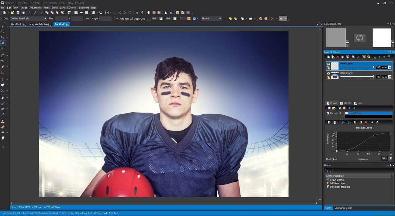 Photo Pos Pro Image Editing Photoshop Alternative