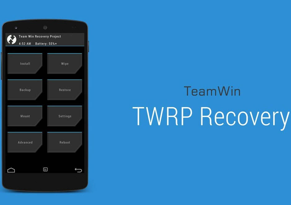 How to unlock Bootloader and install TWRP on any Android device
