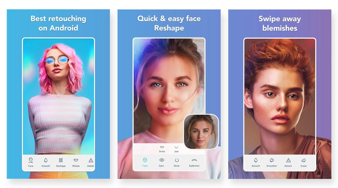 best selfie app for android