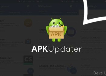 APKUpdater Allows to update and download Android Apps without Google Play Store