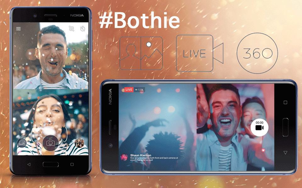 "Try ""Bothie"" with your old Windows Phone!"