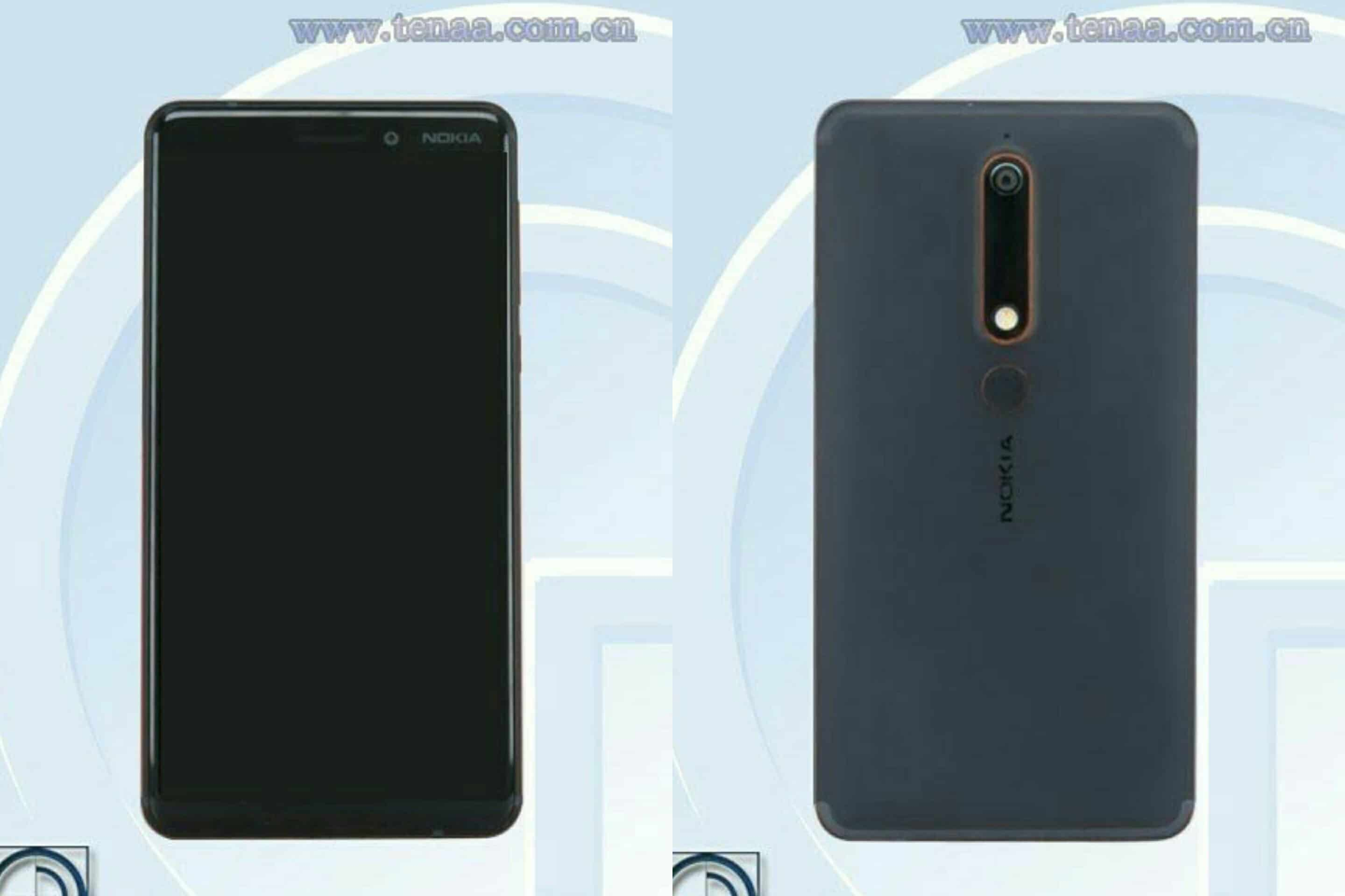 Nokia 9 features in yet another leak, this time without a case