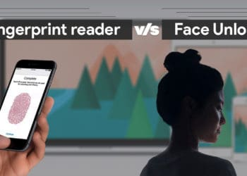 Fingerprint Reader vs Faceunlock Which is safer