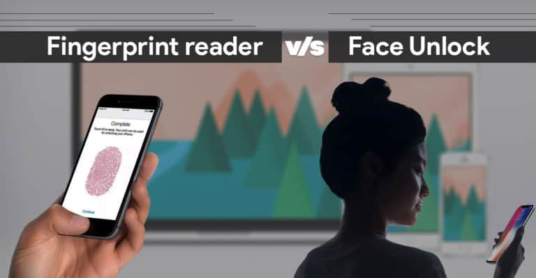 Fingerprint reader vs Face Unlock: Which one wins?