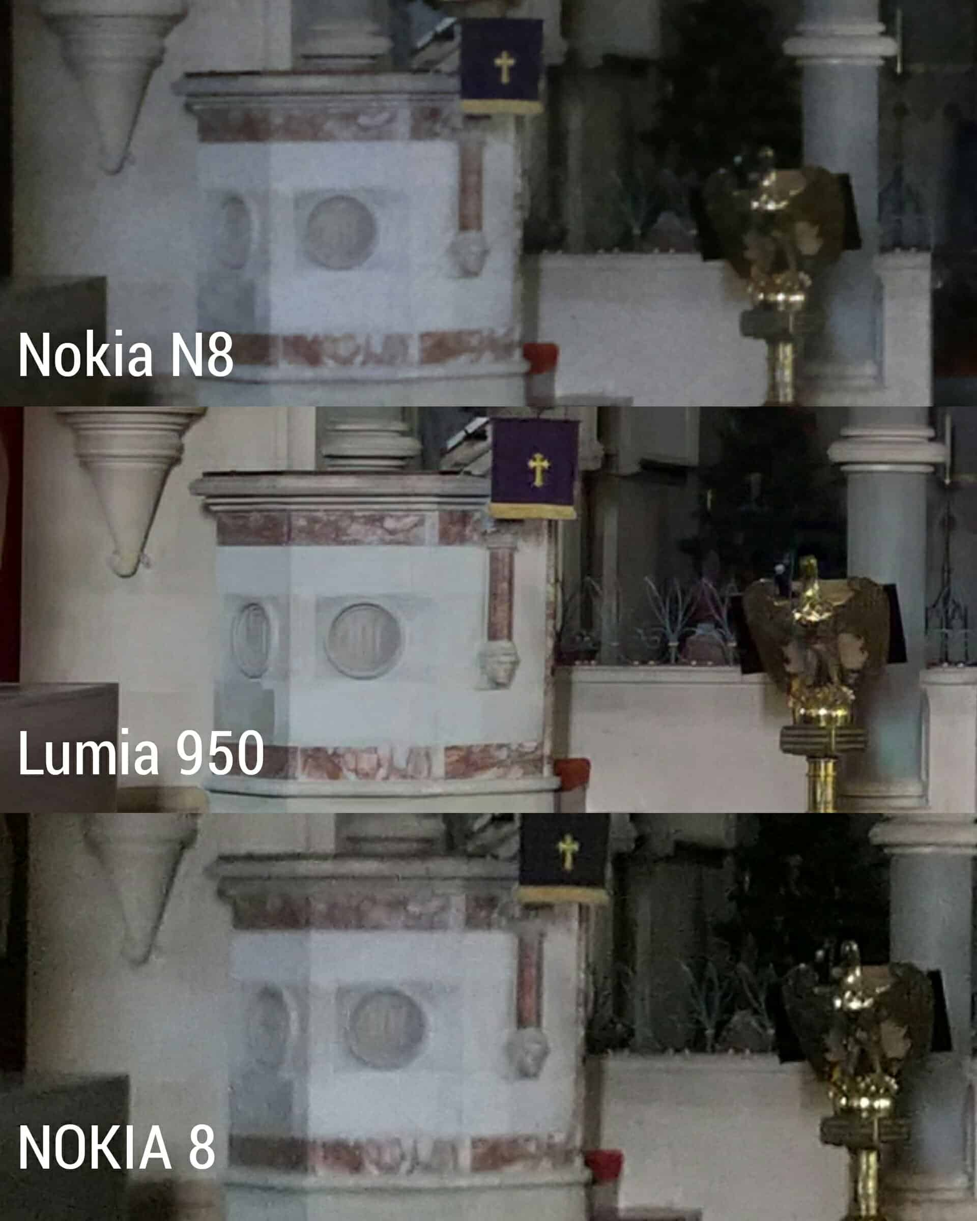 All About Symbian: Lumia 950 beats NOKIA 8 in camera showdown! NOKIA 8 ties score with the 7-year old Nokia N8!