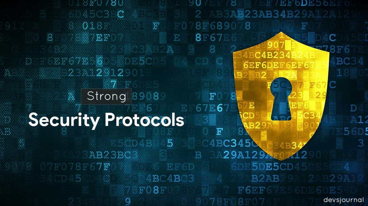 Implementing Strong Security Protocols in small Business