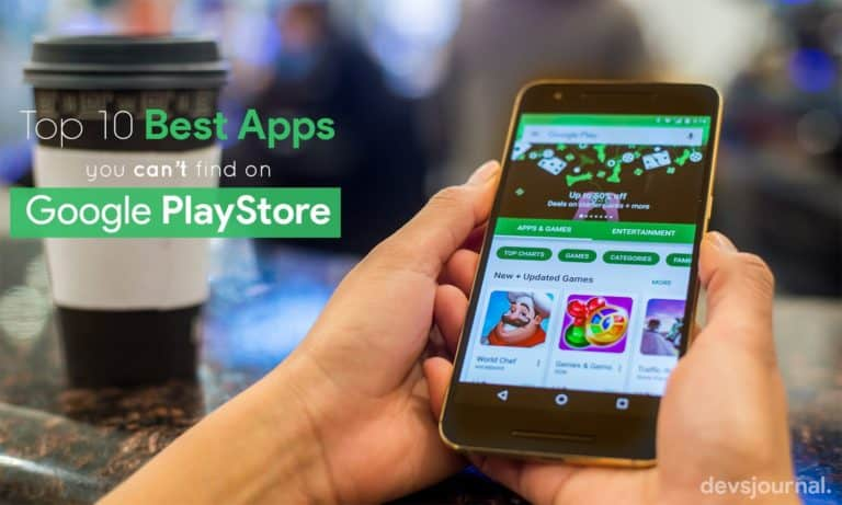 Best Android apps you can't find on the Google Play Store