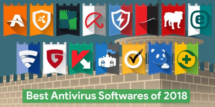 Top 10 best free Antivirus Softwares of 2018