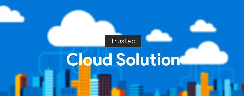 Trusted Cloud Solution provider for small companies