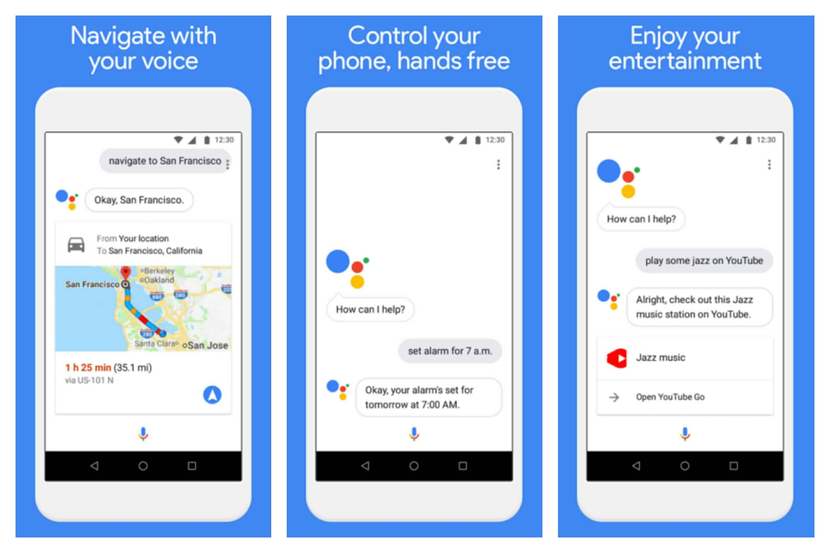 Google Assistant Go is now available on Play Store!