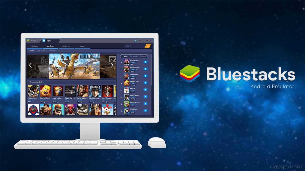 Bluestacks Android Emulator best for Gaming