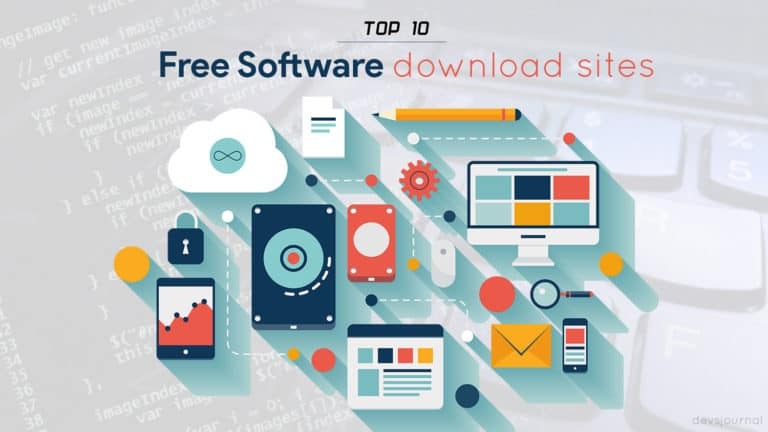 Top 10 Best Free Software Download Sites