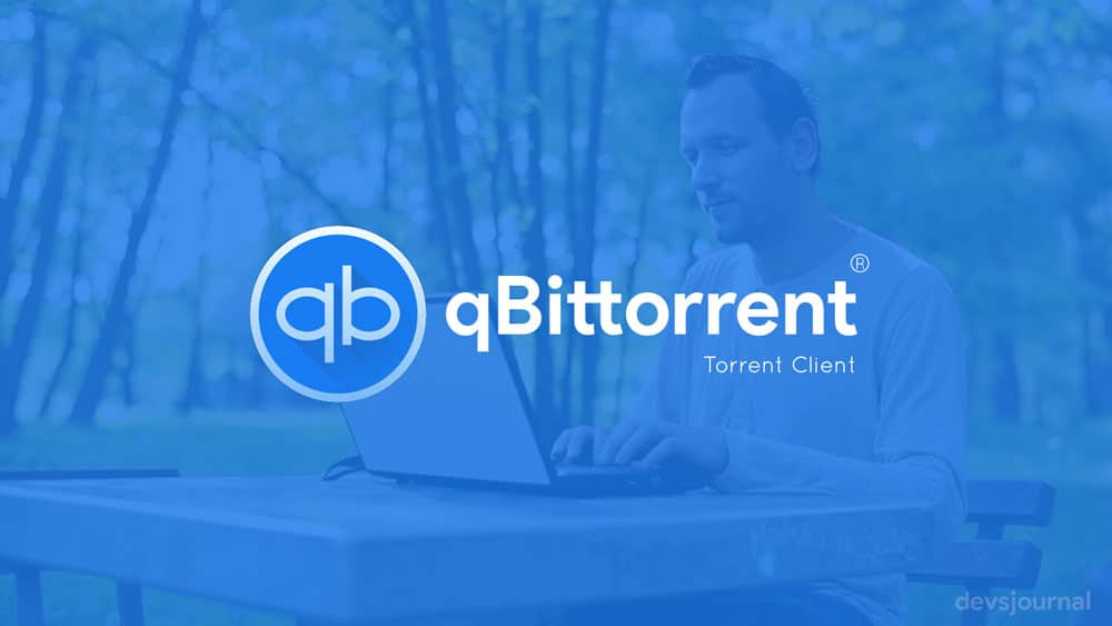 qBittorrent download