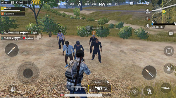 Pubg Gameplay On Line: What Is PUBG Mobile? Different Zones, Combat And Gameplay