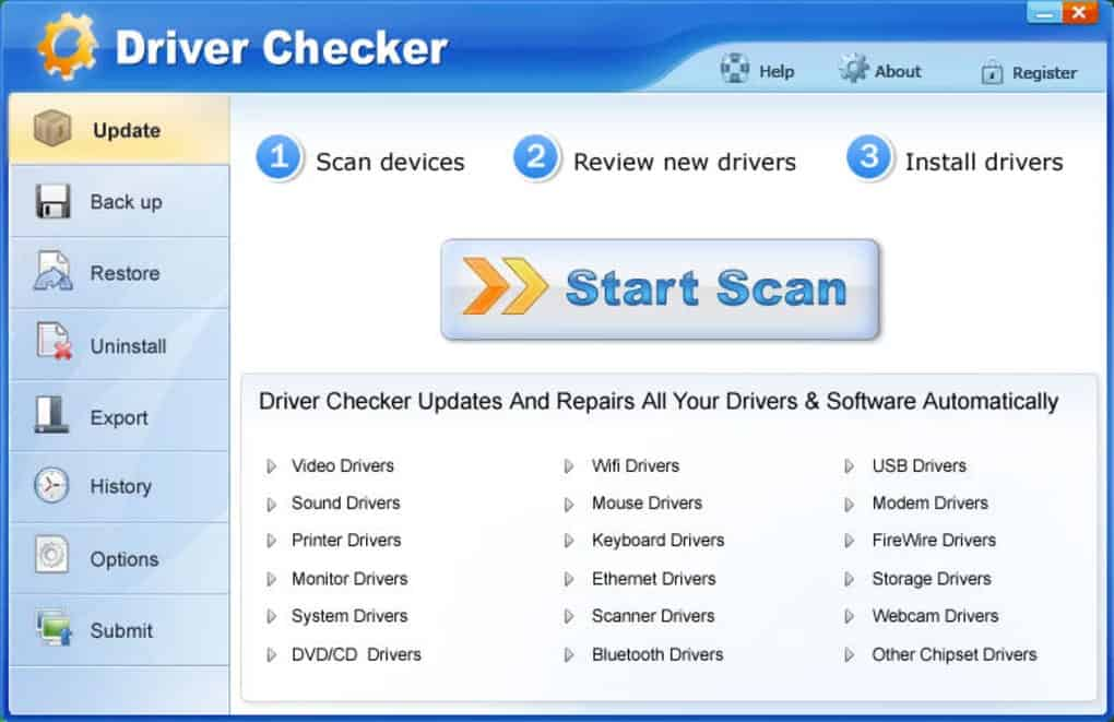 windows 7 driver update software free