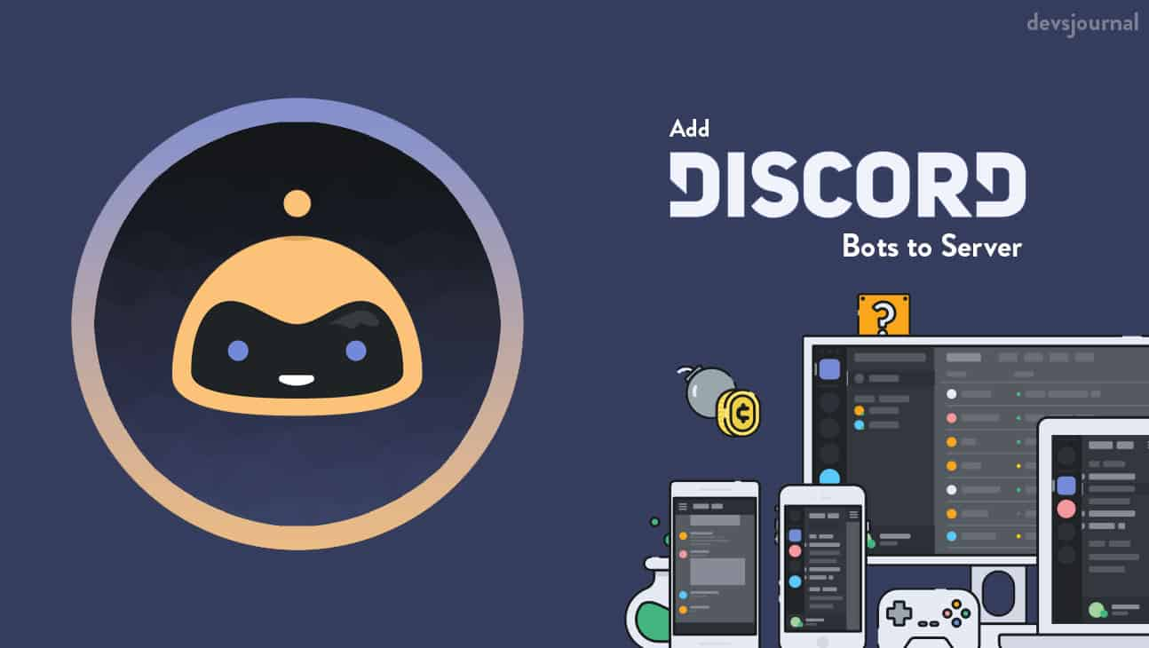 How to add bots to Discord Server and use bot commands
