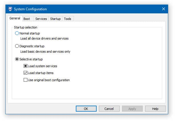 How to fix High CPU Usage of Modules Installer in Windows by Normal Startup