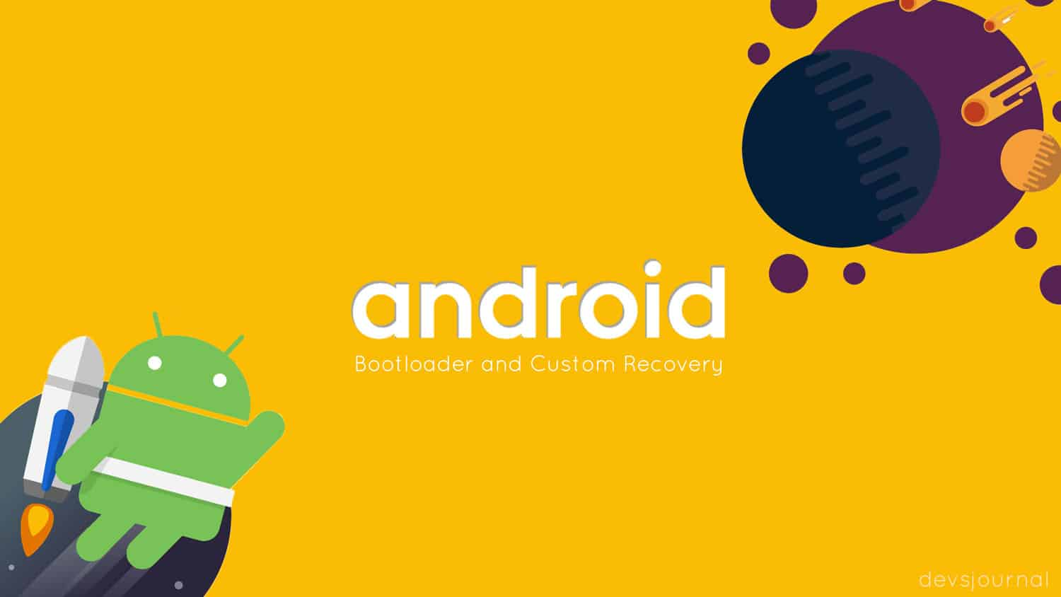 How to unlock Bootloader and install TWRP on any Android