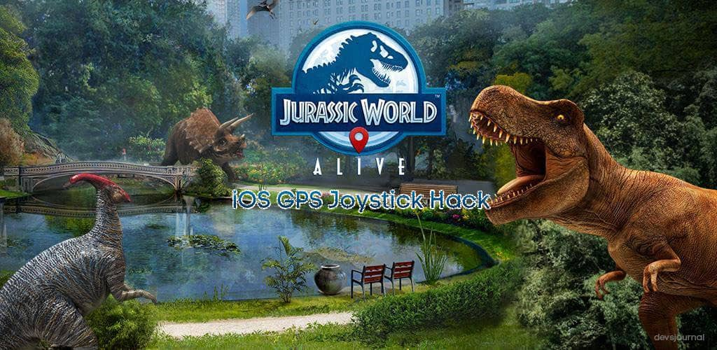 Download Jurassic World Alive (JWAlive) iOS hack (R27)