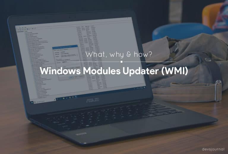 What is Windows Modules Installer worker and how to fix High CPU usage of it