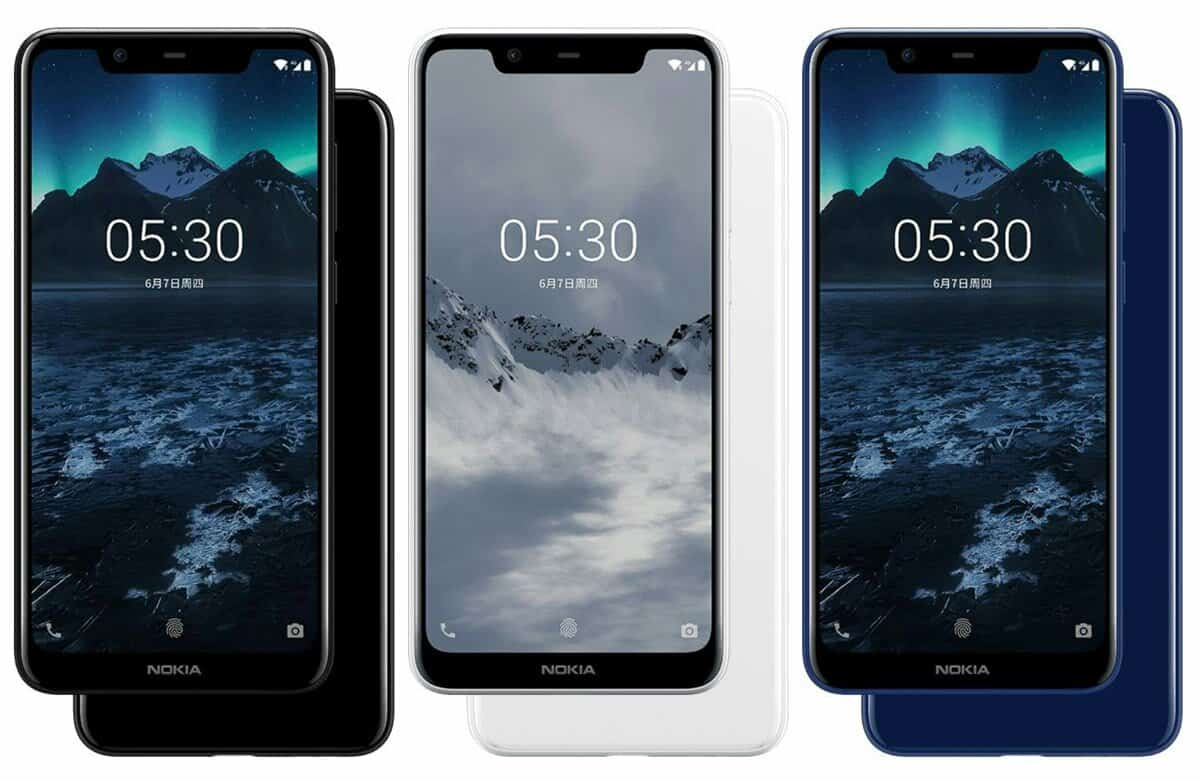 Nokia X5 is official, price starts at €128 (¥999)