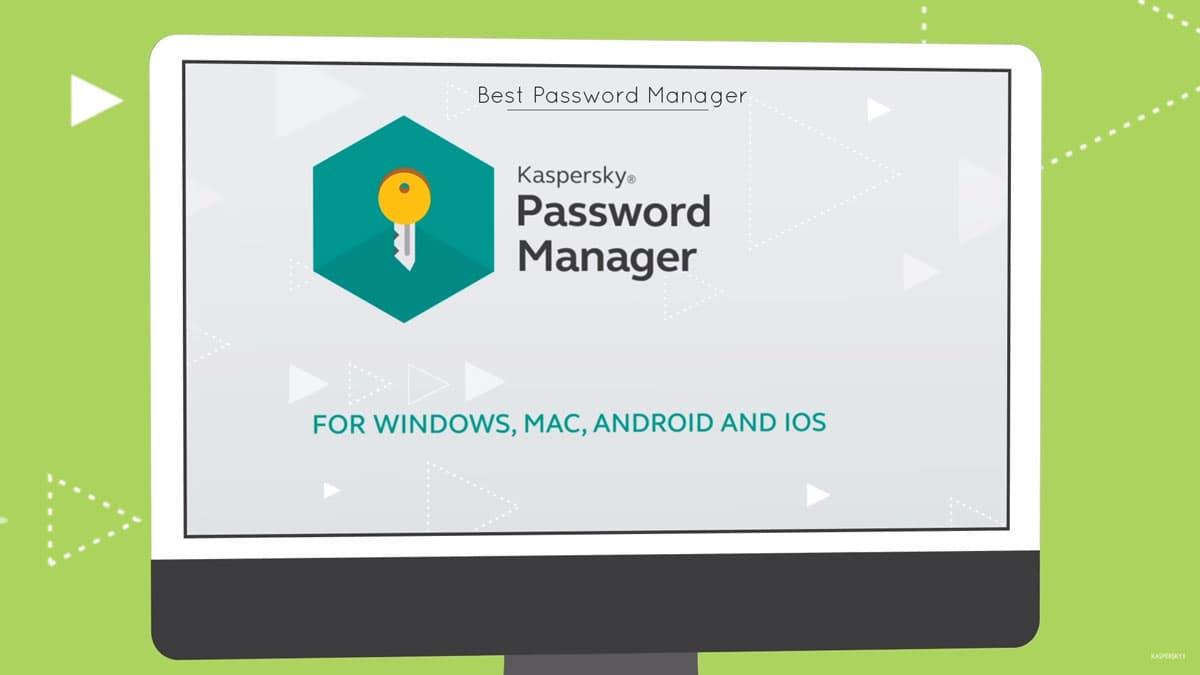 Kaspersky Password Manager For families and Business