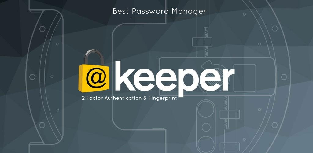 Keeper Best free Password Manager for Browser and App