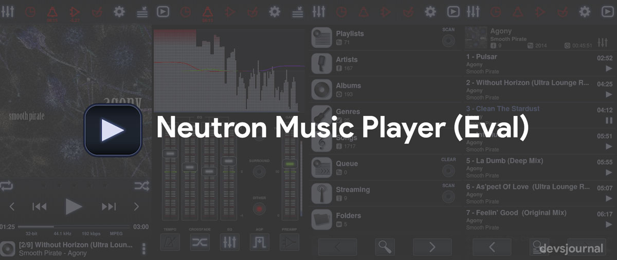 Neutron Music Player (Eval)