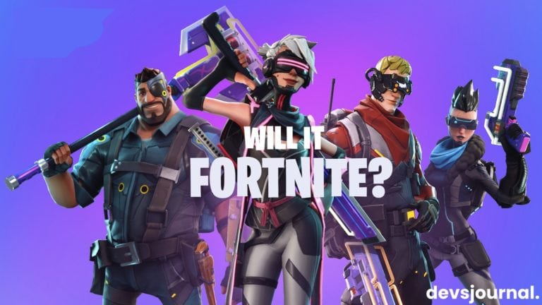Check if your Android smartphone is powerful enough to run Fortnite?