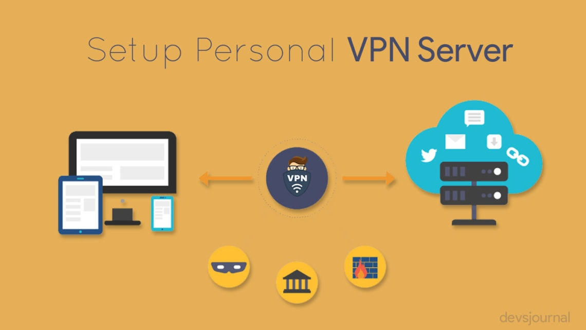 How to Setup a Personal VPN Server