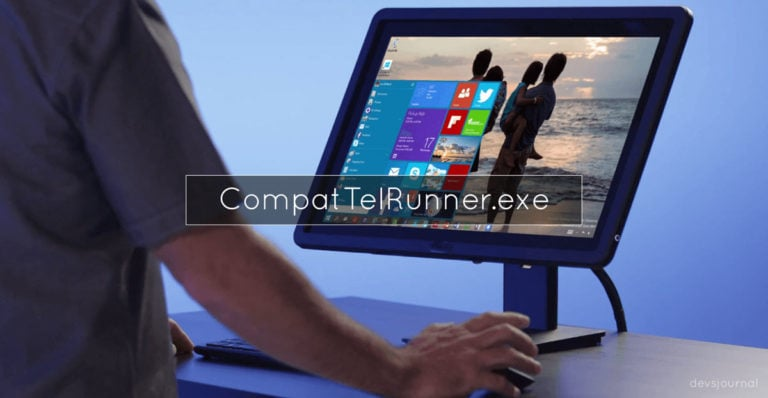 What is CompatTelRunner.exe and How to fix high CPU Usage