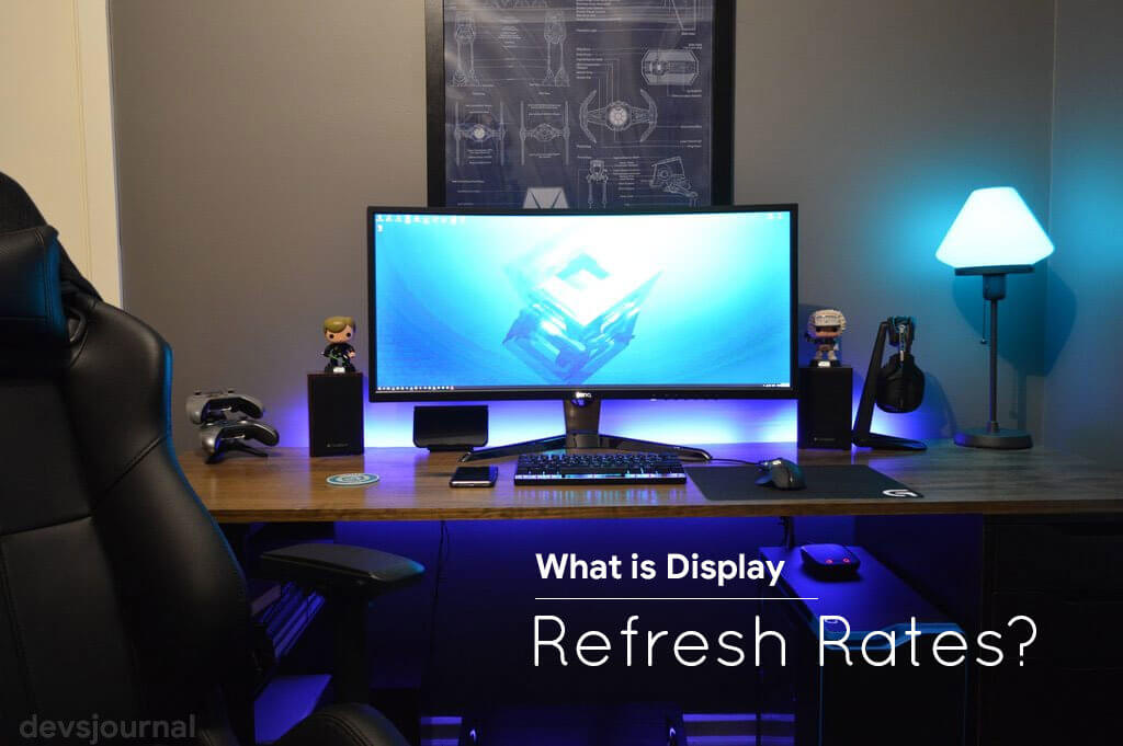 What is Monitor Refresh Rate in Hz its relation