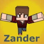 ZanderCraft Discord Bot for Server