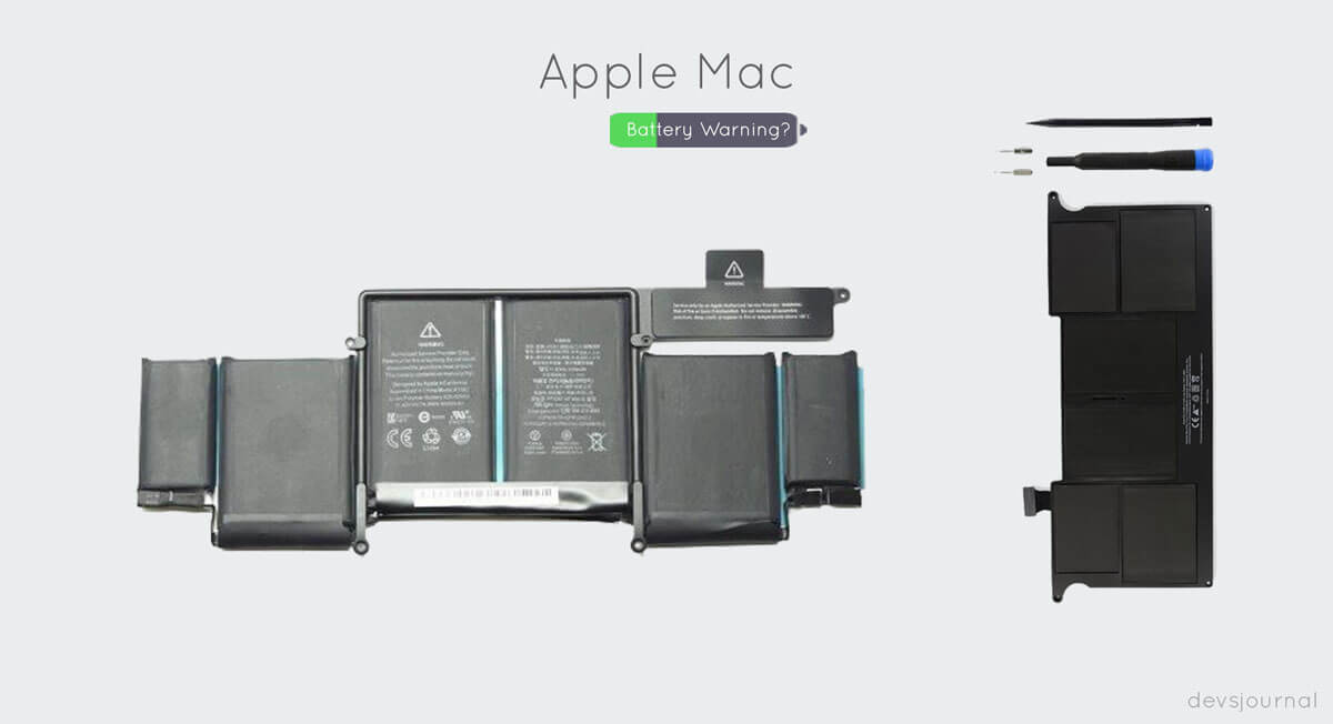 Facts About Mac Batteries