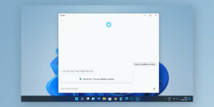 How to Disable Cortana in Windows 11