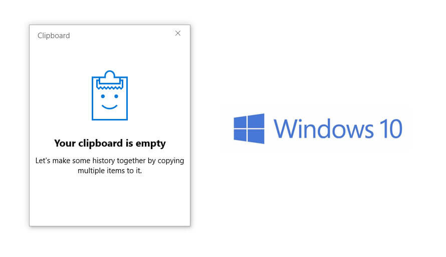 How to clear Clipboard History in Windows