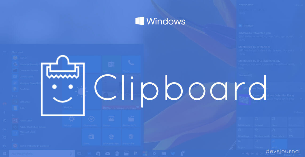 How to clear Clipboard in Windows 10 in easy steps