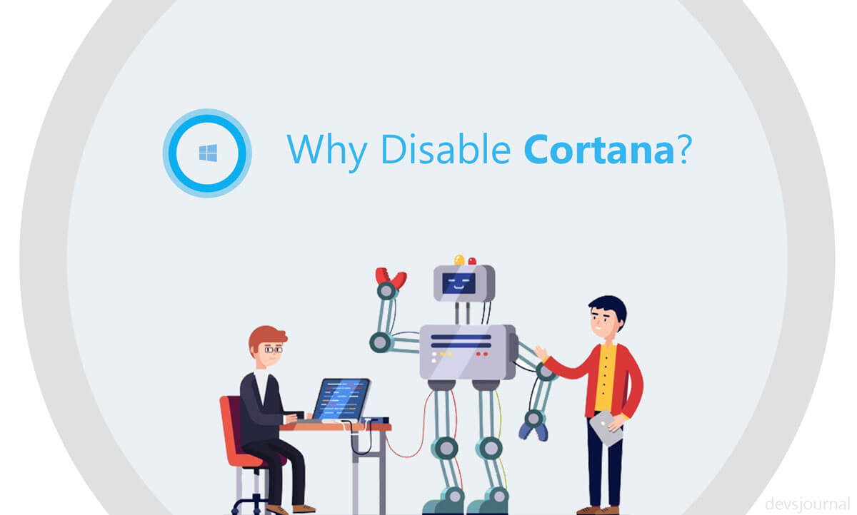 Why you must disable Cortana in Windows OS