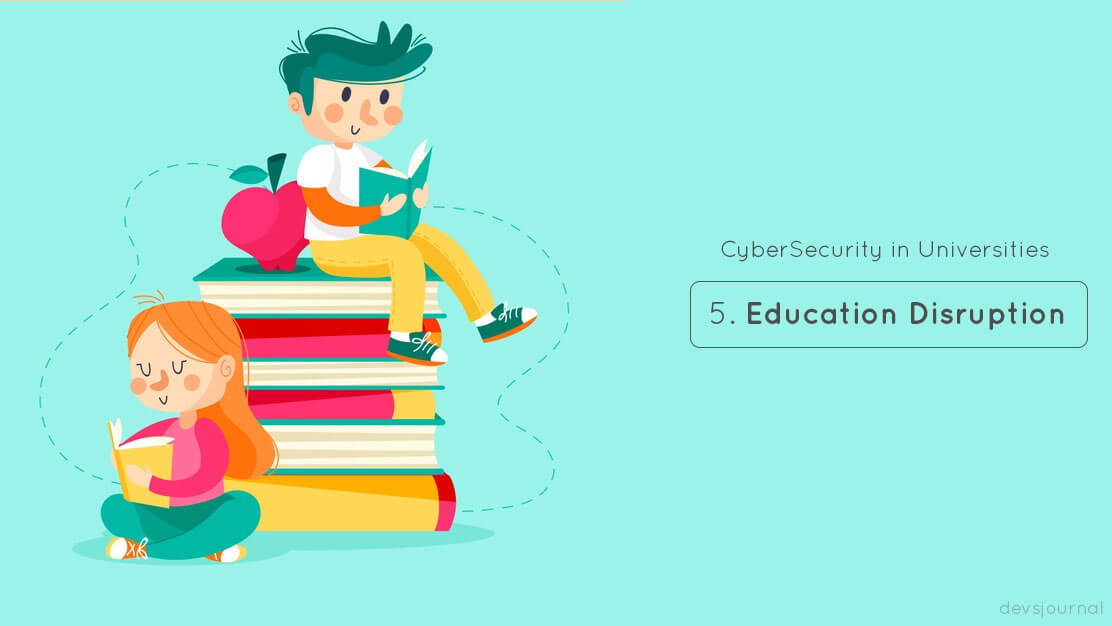 Cyber attacks cause disruption in education