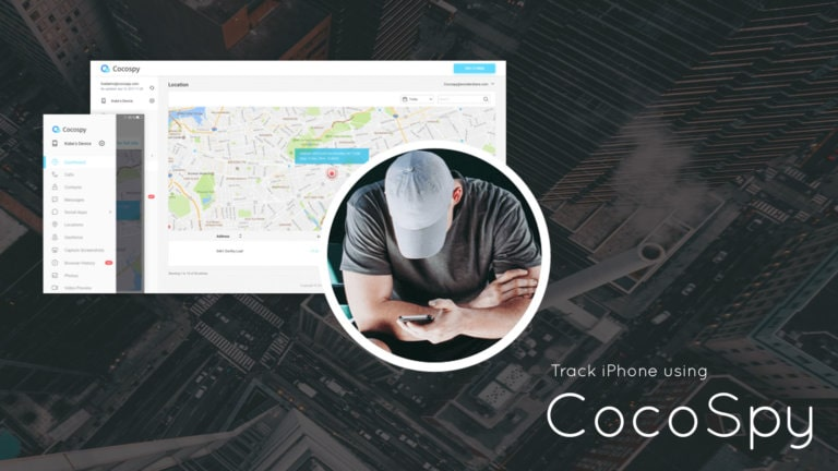 How to track iPhone Location, SMS, WhatsApp, Snapchat and more?