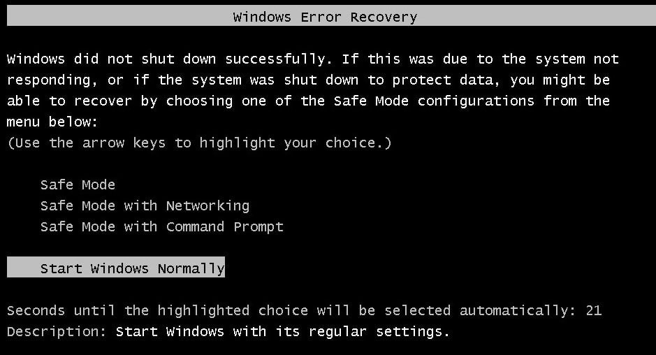 How to Boot Windows 10 in Safe Mode with Networking and Command Prompt