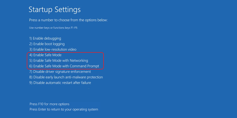 How to Boot Windows 11 in Safe Mode