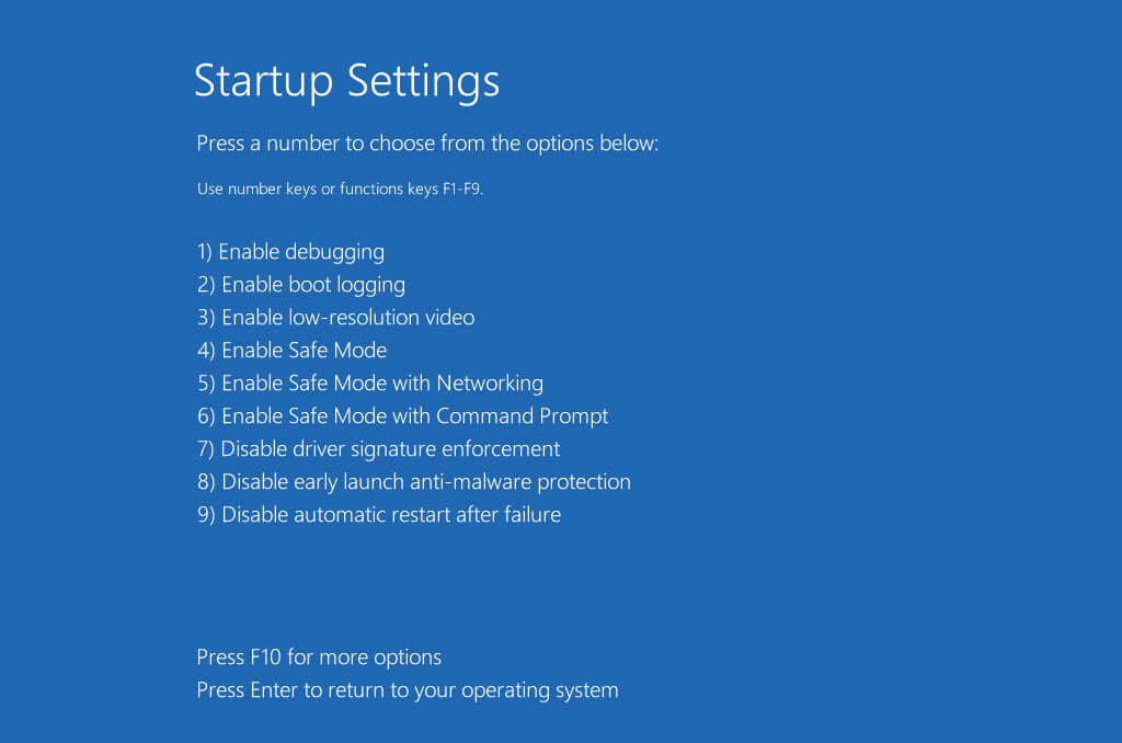 What is Safe Mode, and how to boot to Safe Mode in Windows 10?