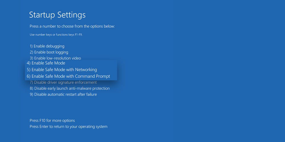 How to Start/Boot Windows 11 in Safe Mode