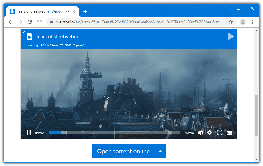 How to Stream Torrent Movies/Videos without Downloading