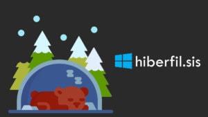 What is hiberfil.sis in Windows
